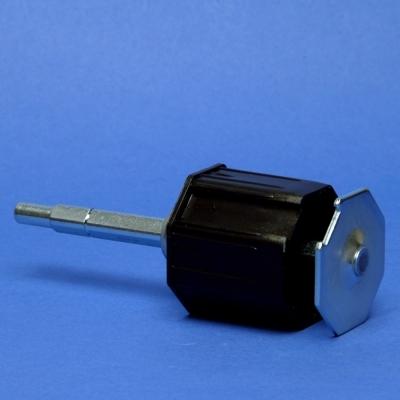 FAAC - Verstelbare asprop octogonale as diam.70mm