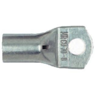 SICAME - Cosses tubulaires Cu CLASSIC 16mm²-borne Ø 6mm-par 100 pièces -CEI 61238-1
