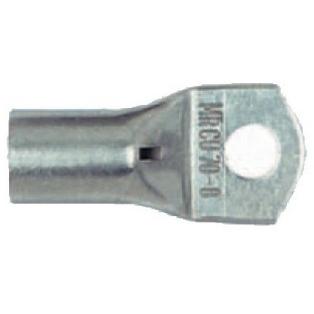 SICAME - Cosses tubulaires Cu CLASSIC 16mm²-borne Ø 8mm-par 100 pièces -CEI 61238-1