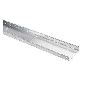 STAGOBEL - Kabelgoot KG 281 Sendzimir L: 3000mm, B: 70mm, H: 60mm, D 1mm zijperforatie