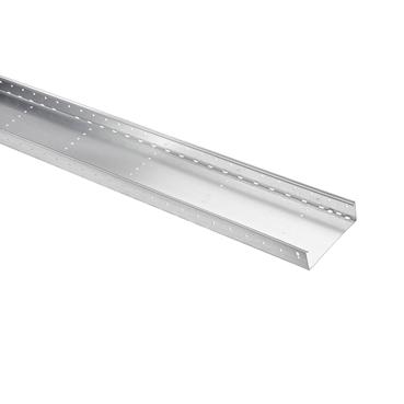 STAGOBEL - Gaine à câbles KG281 Sendzimir L: 3000 mm, largeur 120 mm, H 60 mm, épaiss: 1 m