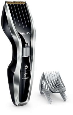 PHILIPS - Haartrimmer 5000 - 24 lengtestanden - 90 min gebruikstijd