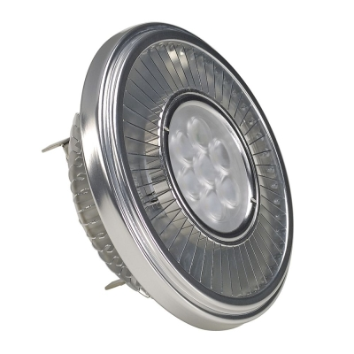 SLV Belgium - LED QRB111 lamp, CREE XB-D LED , 19,5W, 30°, 2700K, dimbaar