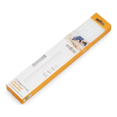 STEINEL - Bâtons de colle Ultra Power 10x - dia 11mm - 250g - longueur 250mm - transparent