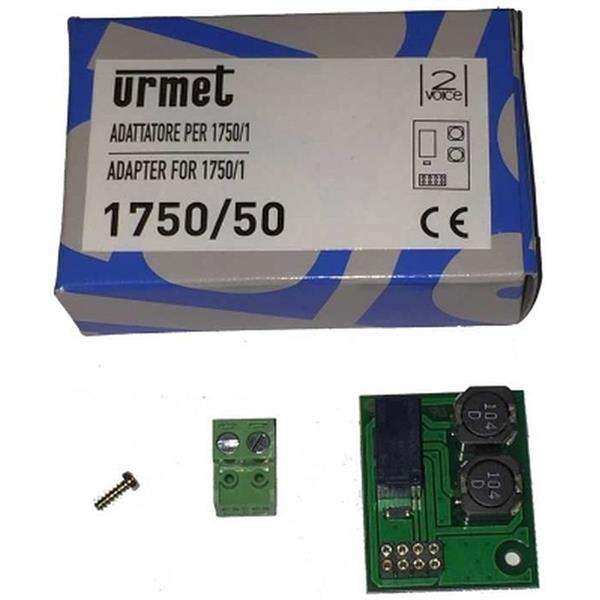 URMET - 2VOICE - MIRO DISTRIBUTEUR VIDEO V/ IN/OUT CONNEXION