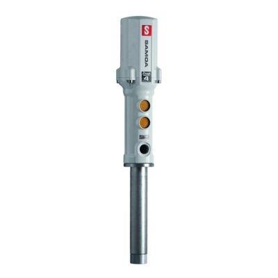 GENERAL EQUIPMENTS - Pomp, Oliepomp, pneumatisch, Druk 5:1, Debiet 35 l /min, L Plunjer 280 mm