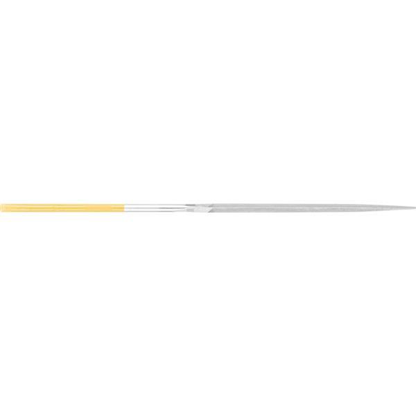 PFERD-RUGGEBERG-BENELUX - Vijl, Naald, Corinox, 3-kant, Stift 4 mm, zoet, L 180 mm