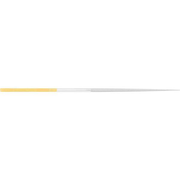 PFERD-RUGGEBERG-BENELUX - Vijl, Naald, Corinox, rond, Stift 4 mm,bastaard, L 180 mm