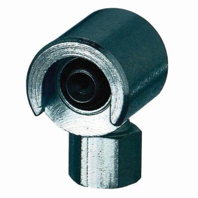 LUBRICANTS - Accouplement M10x1, 16 mm, pour Graisseurs à Tête plate, pour Pistolets de Grais