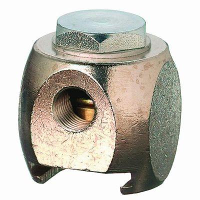 LUBRICANTS - Koppeling, Schuif, 22 mm, M10x1, voor vlakke Nippels, voor Vetspuiten