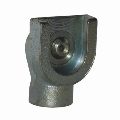 LUBRICANTS - Button head coupler, slide-on type, M 10x 1 female, for M- and T-nipples, 16 mm