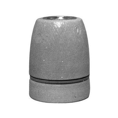 HUPPERTZ - Porseleinen gladde fitting 3/8 E27