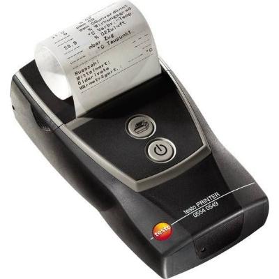 measuring instruments - Testo-protocolprinter met draadloze IRDA- en infraroodinterface