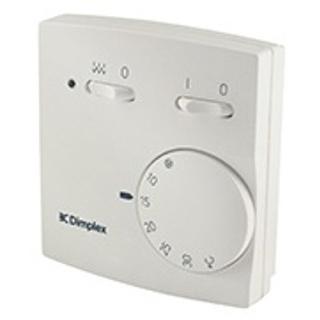 DIMPLEX - Thermostat 10A + 2 interrupteurs