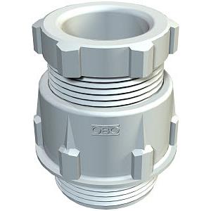 OBO BETTERMANN - Presse-étoupe conique gris 106/PG48 gris clair - polystyrène