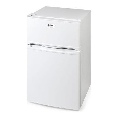 Domo - Réfrigérateur combi top autonome, 60l/25l, 85x52x48cm, A+, blanc