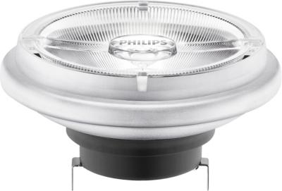 PHILIPS - Master LED spot LV dimbaar 11-50W G53 AR111 12V 2700K 560lm CRI90 24D 40000u