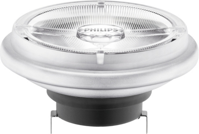 PHILIPS - Master LED spot LV dimmable 11-50W G53 AR111 12V 3000K 580lm CRI90 24D 40000h