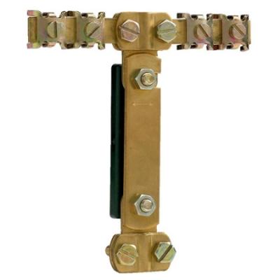 VYNCKIER - Barrette de coupure de terre avec bornes équipotentielles-de terre