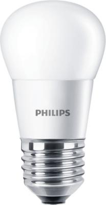 PHILIPS - CorePro luster 4-25W E27 230V 2700K 250lm CRI80 P45 Frozen 15000h