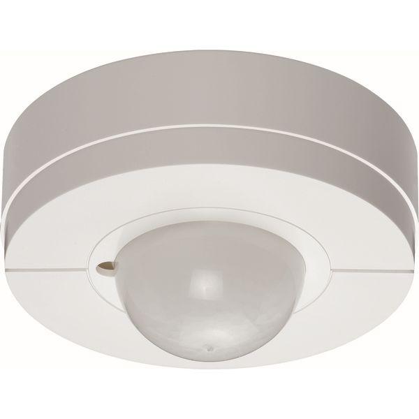 HAGER - Opbouw bewegingsmelder (IR) voor gangpaden plafond - wit