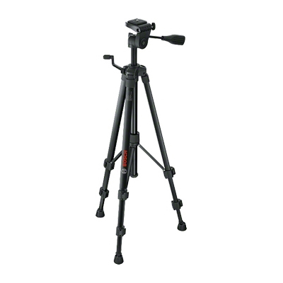 BOSCH - Trépied BT 150 Professional, 1/4'', hauteur de travail 55-157cm