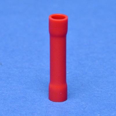 SICAME - Doorverbinder geïsoleerd PVC rood 0,5-1,5mm²
