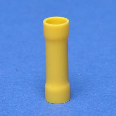 SICAME - Doorverbinder geïsoleerd PVC geel 4-6mm²