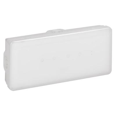 LEGRAND - B65 NP/P 250lm 1h IP65 LED autotest/adressable