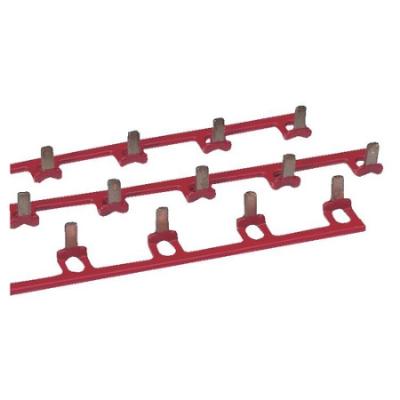 VYNCKIER - Barrette de pontage isolée individuellement 3P 12 mod.