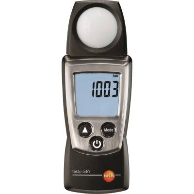 measuring instruments - Lichtsterktemeter,Testo 540, +Accessoires