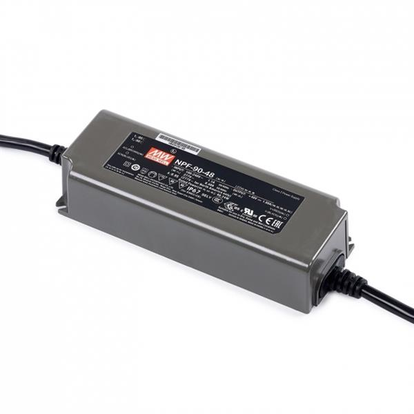 DELTA LIGHT - LED POWER SUPPLY 48V-DC / 90 W IP66