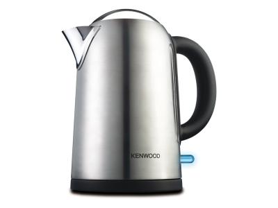 DE LONGHI - Bouilloire - 2200W - 1,7l -  base rotative 360° - eco 1 cup - sans fil - inox