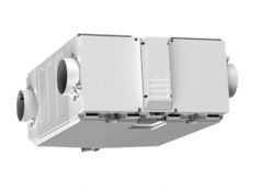 Compact CM - unit L/R -plafondmodel **