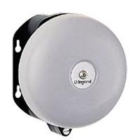 LEGRAND - Bel hoog vermogen IP 44 24 V - 360 mA - 98 db - grijs