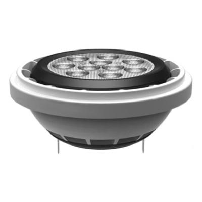 NEDELKO - LED lamp AR111 13W 12V warm wit 2700K 800lm