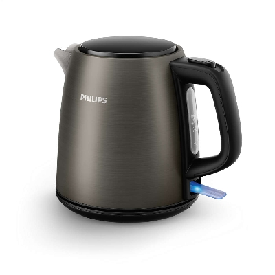 PHILIPS - Bouilloire Daily Collection - 2000W - 1l - titanium