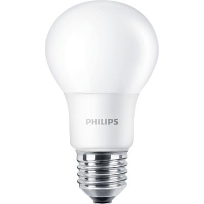 PHILIPS - CorePro LED bulb 8-60W E27 A60 230V 2700K 806lm CRI80 200D 15000u