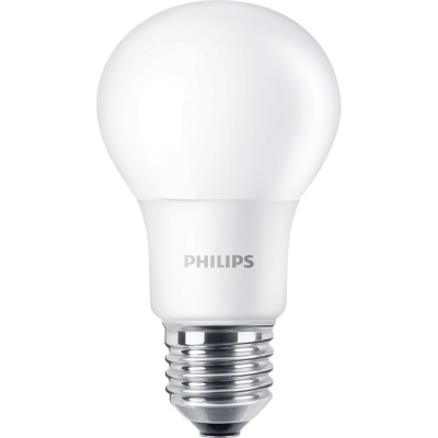 PHILIPS - CorePro LED bulb 5.5-40W E27 A60 230V 2700K 470lm CRI80 200D 15000h