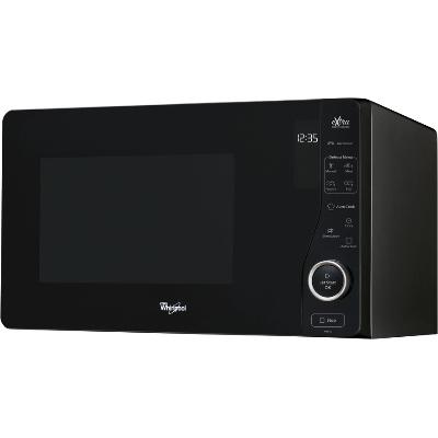 WHIRLPOOL - Four à micro-ondes pose-libre, 800W, 25l, Auto Defrost, Jet Start, noir