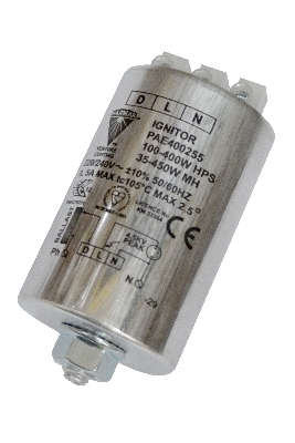 BAILEY ELECTRIC - Ignitor 220/240V 50/60Hz 35-450W