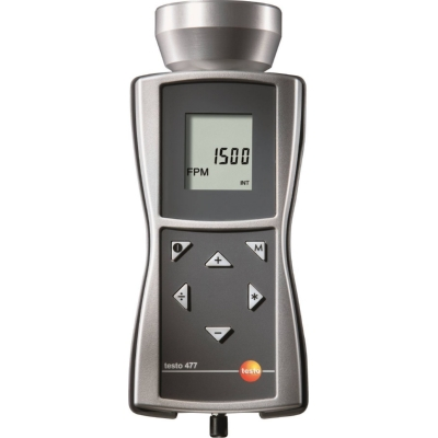 measuring instruments - Testo 477, LED handstroboscoop