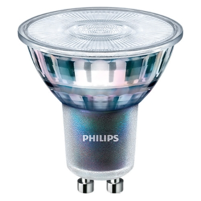 PHILIPS - Master LED Expert Color dimbaar 3.9-35W GU10 230V 3000K 280lm CRI97 36D 40000u