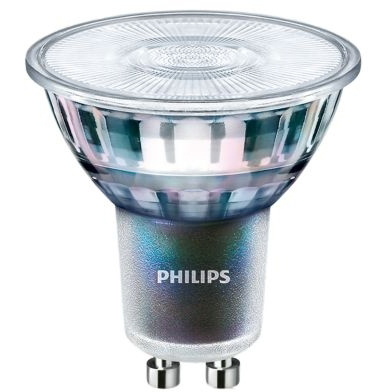 PHILIPS - Master LED Expert Color dimbaar 5.5-50W GU10 230V 4000K 400lm CRI97 25D 40000u