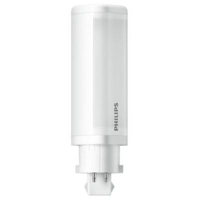 PHILIPS - CorePro LED 4.5W G24Q-2 PLC 20-50V 4000K 500lm CRI83 4P 30000u