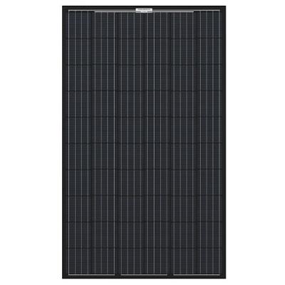 Q Cells - Module solaire - Q.peak BLK-G4.1 295WP - MONOBLACK Frame noir - 1670x1000x32mm