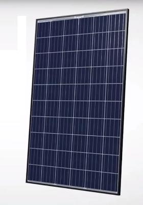 Q Cells - Module solaire - Q.plus BFR-G4.1 280 - 280WP - POLY - Frame noir hauteur 32mm