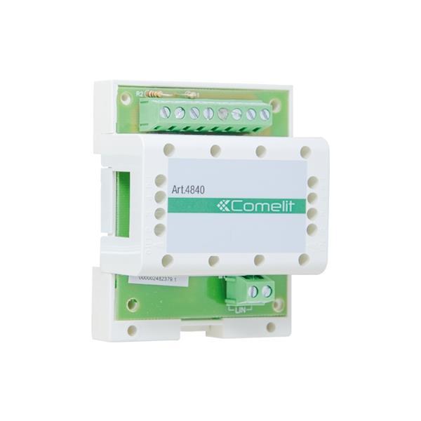 Comelit - Distributeur 4 sorties - 2fils