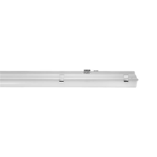 PRACHT - LUNA N LED 1578mm 39W LOPRA 5000lm PPW LED 5700/120 24F4 PMMA LED IP66 4000K