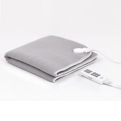 Domo - Elektrisch deken 1 persoon - 80x150cm - 8 warmtestanden - fleece